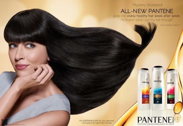PANTENE FRANCE - NOLWENN LEROY R&P V2 JPG - KEN ARTHUR HAIR